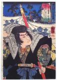 Military Brilliance for Eight Views(Kuniyoshi)