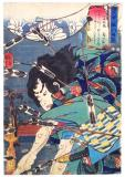 Military Brilliance for the Eight Views(Kuniyoshi)